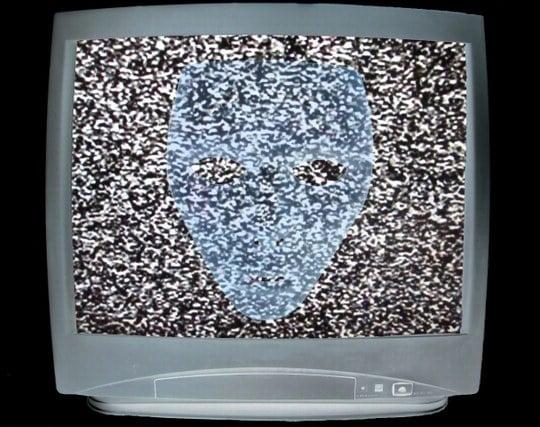 テレビが砂嵐状態の夢