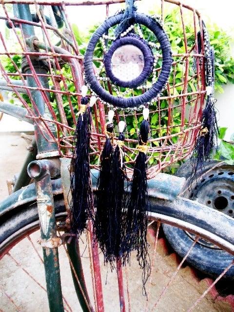 汚れた自転車を磨いても綺麗にならない夢