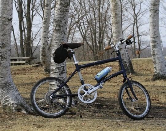 漠然と自転車を見ている夢