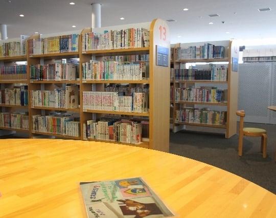 図書館で本を借りる夢