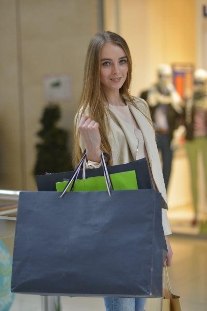 一人で買い物に行く夢
