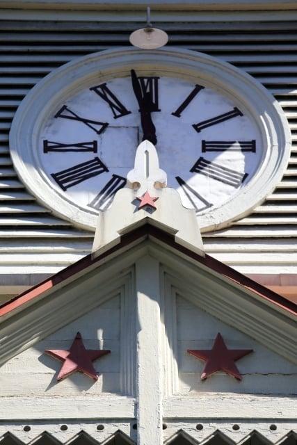時計が現れる夢:札幌時計台