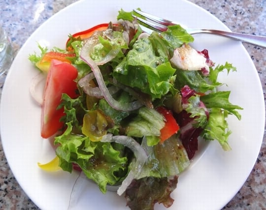 野菜料理の夢