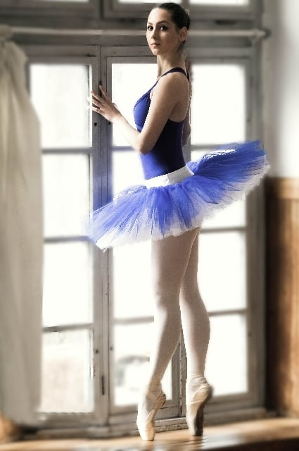 クラシックバレエを上手に踊る夢