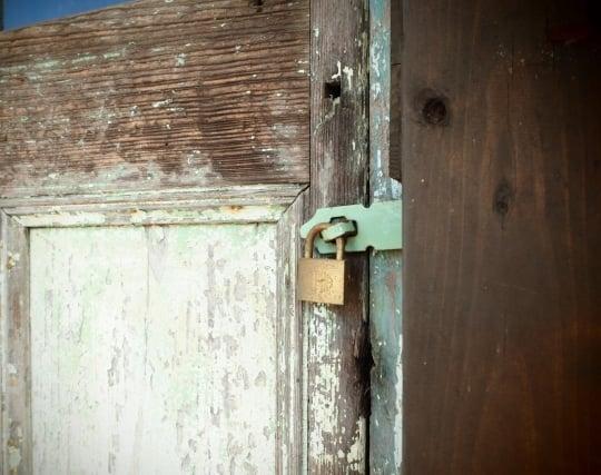 鍵のかかったドアの夢