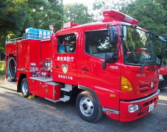 消防車の夢