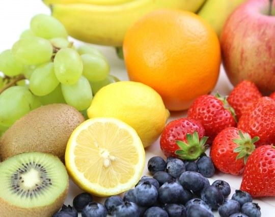 熟した新鮮な果物の夢