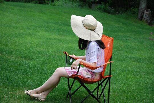 帽子を被る夢