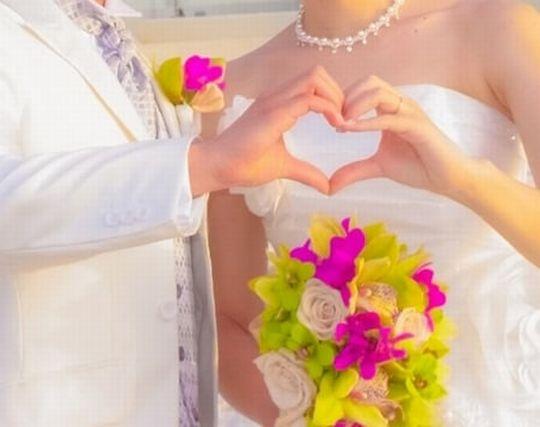 アイドルと結婚する夢