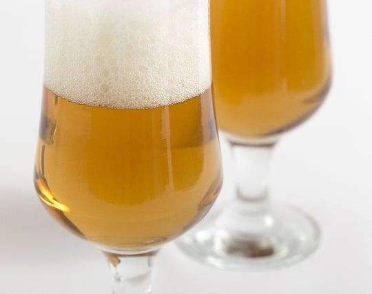 ビールを飲む夢