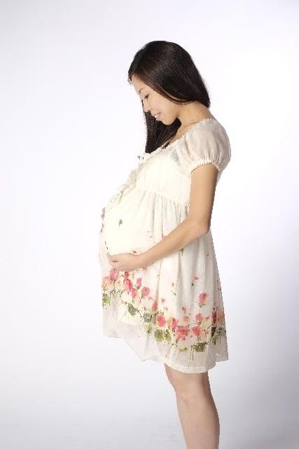 妊婦を見る夢