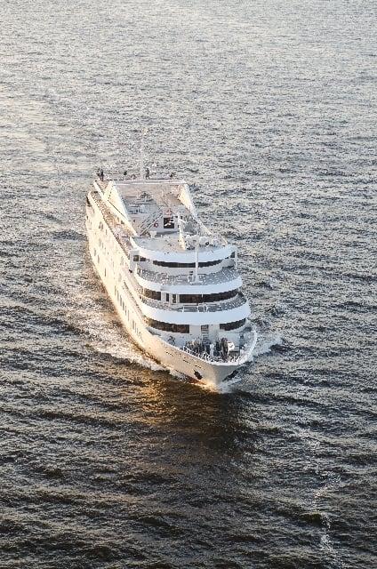 航海に出る夢
