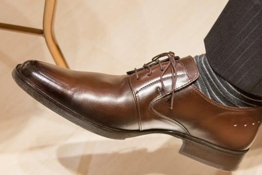綺麗な靴の夢