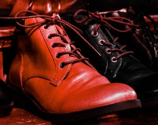 靴を買う夢