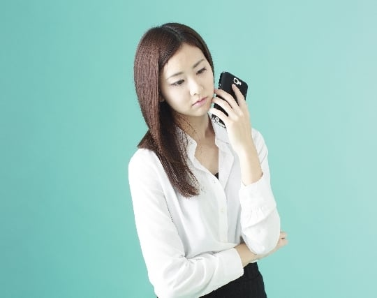 携帯電話が鳴っても出ない夢