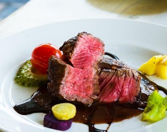 美味しい肉<strong>料理</strong>の夢