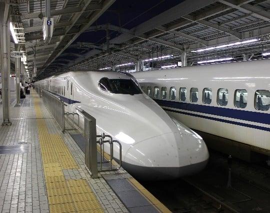 新幹線の夢