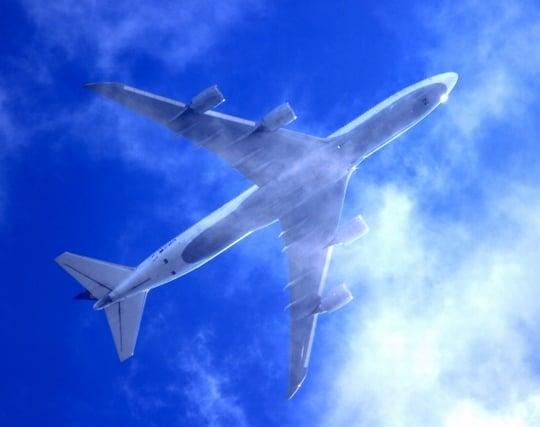 海外旅行に行く夢