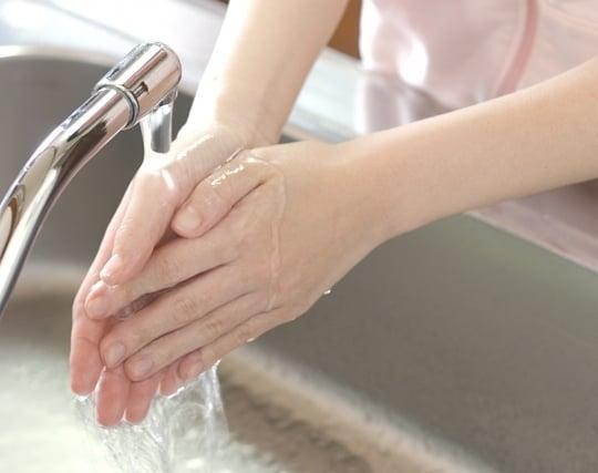 手を洗う夢
