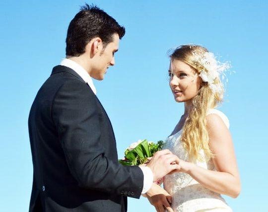 外国人が結婚する夢