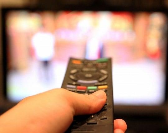 テレビのチャンネルを変える夢