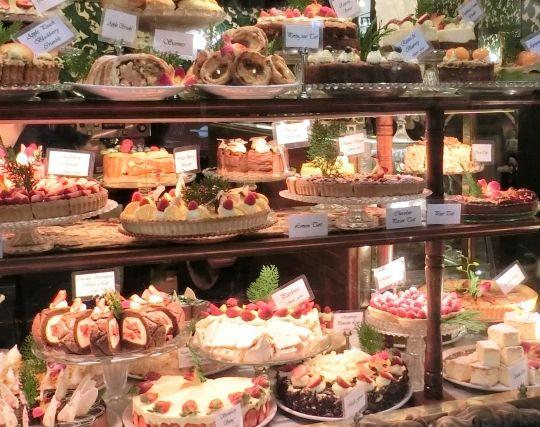 ケーキを買う夢