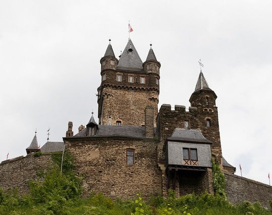 難攻不落の城の夢