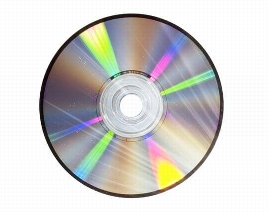 CDを見ている夢