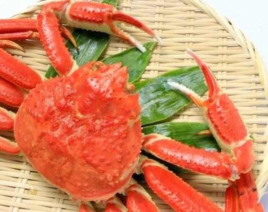 蟹を食べる夢