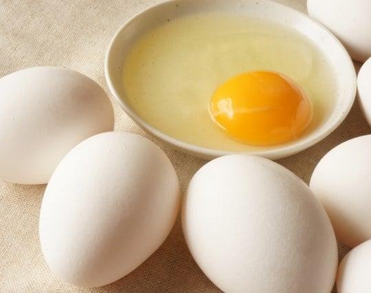 形の良い卵の夢