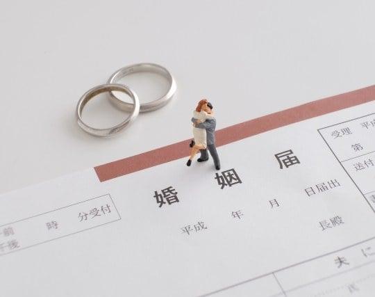 婚約指輪が印象的な夢