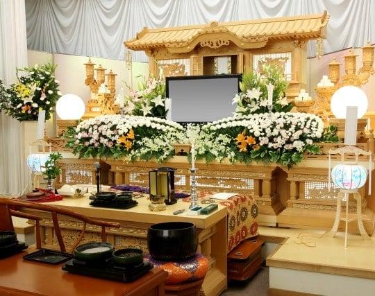 自分の葬式の夢