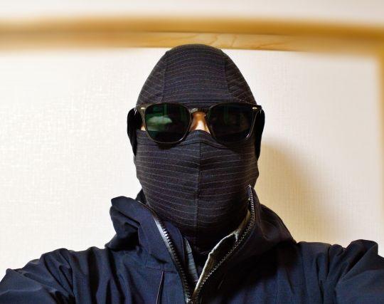 マスクをつけた人に怒られる夢