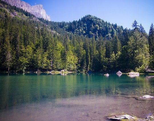 美しい湖の夢