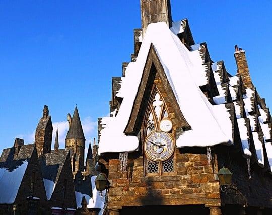 魔法学校に入学する夢