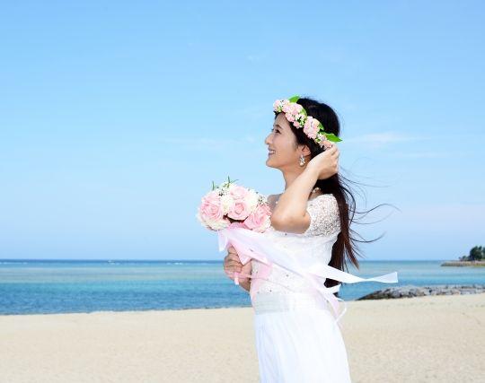 結婚して喜ぶ夢