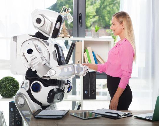 ロボットと別れる夢