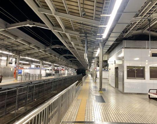新幹線が遅れる夢