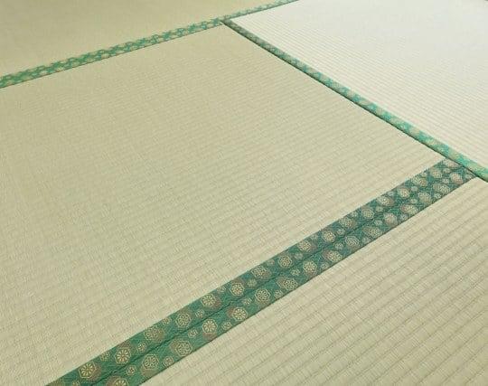 新しい畳の夢