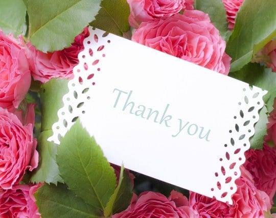 感謝の手紙を出す夢