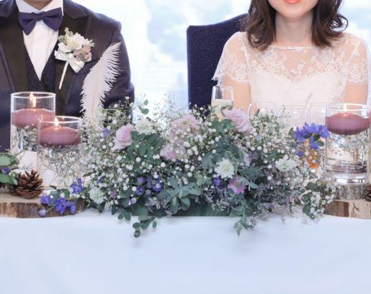 結婚披露宴でお色直しをする夢