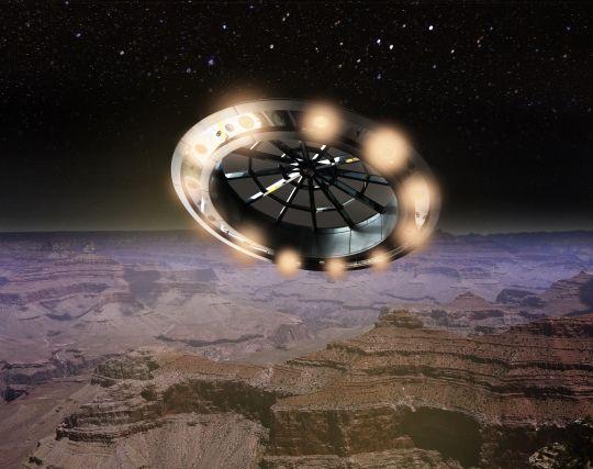 UFOの夢