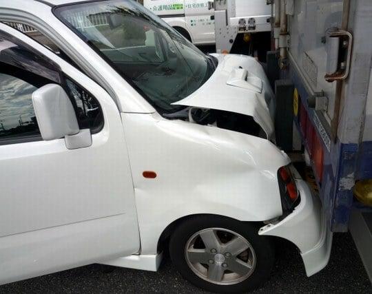 自分が交通事故を起こす夢