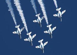 アクロバット飛行に成功する夢
