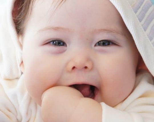 赤ちゃんが笑う夢