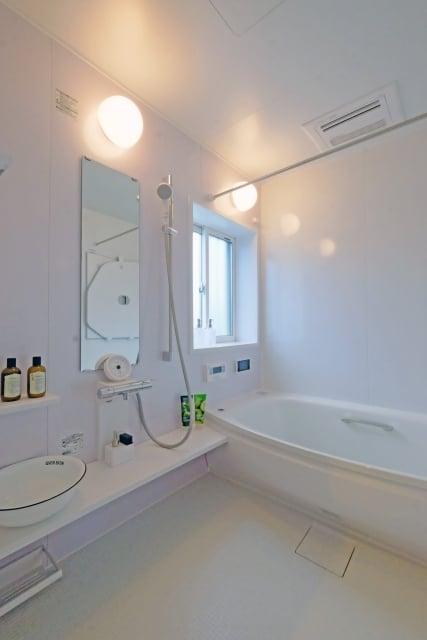 清潔な浴室の夢