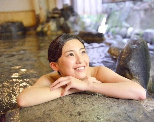 適温の風呂に気持ちよく入る夢