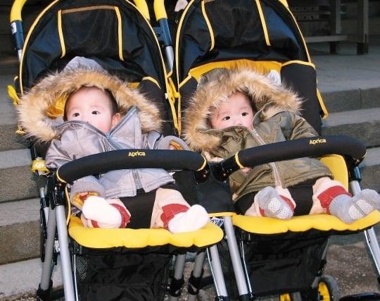 双子の赤ちゃんを出産する夢