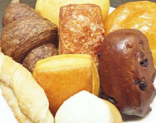 美味しそうなふわふわのパンの夢