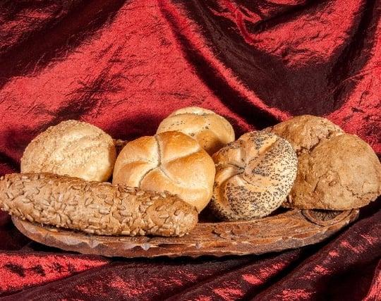パンを貰う夢